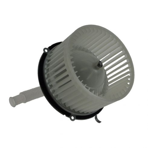 Heater Blower Motor with Fan Cage REAR (AC DELCO)