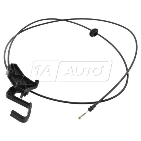 91-95 Chrysler Dodge Plymouth Mini Van Hood Release Cable with Handle