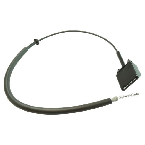 85-95 Chevy Astro, GMC Safari Van Hood Release Cable w/Handle