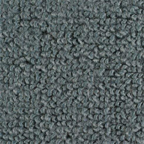 65-67 Chevrolet Corvette Coupe Cargo Area Carpet 15 Teal