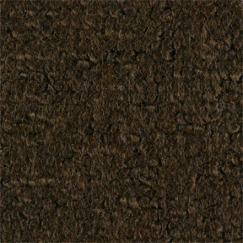 66-67 Dodge Charger Cargo Area Carpet 10 Dark Brown