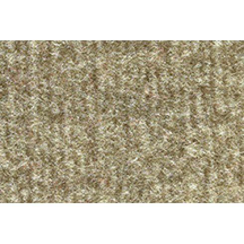 88-91 Honda CRX Cargo Area Carpet 1251 Almond