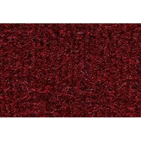 88-89 Mazda 323 Cargo Area Carpet 825 Maroon