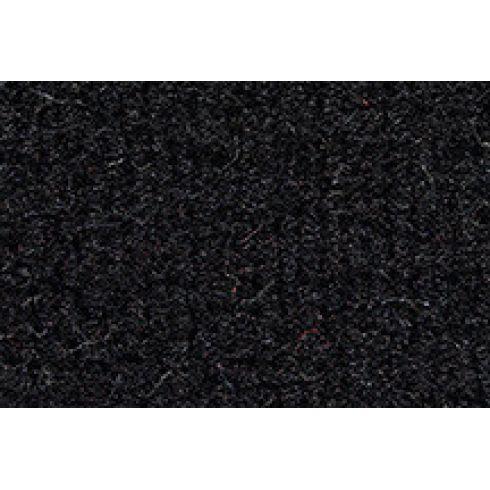83-94 Chevrolet S10 Blazer Cargo Area Carpet 801 Black