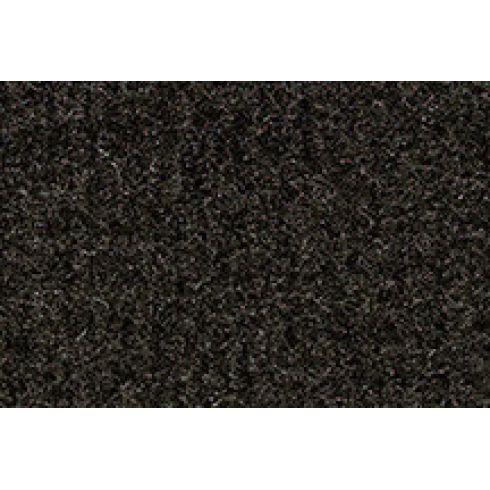 83-94 Chevrolet S10 Blazer Cargo Area Carpet 897 Charcoal