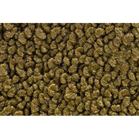 71-73 International Scout II Cargo Area Carpet 32 Dark Gold