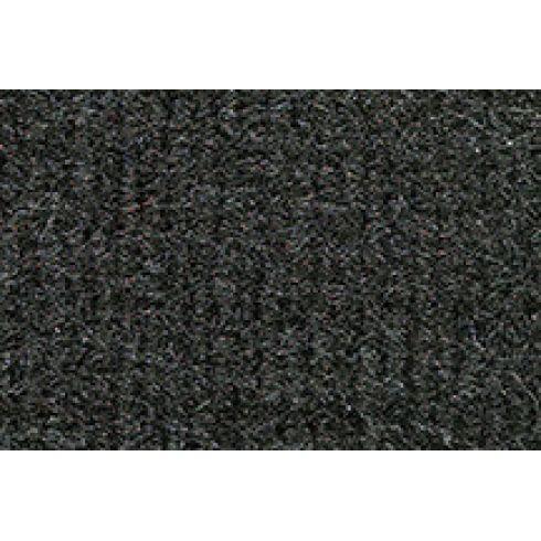 83-86 Mercury Capri Cargo Area Carpet 7701 Graphite