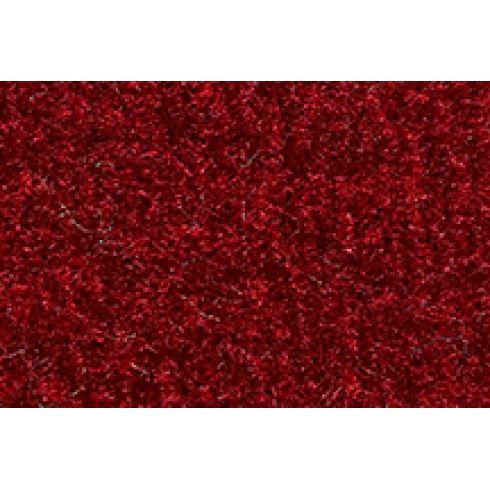 83-86 Mercury Capri Cargo Area Carpet 815 Red