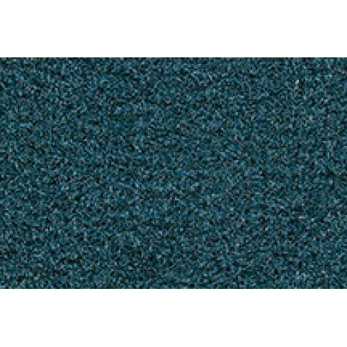 79-82 Ford Mustang Cargo Area Carpet 818 Ocean Blue/Br Bl