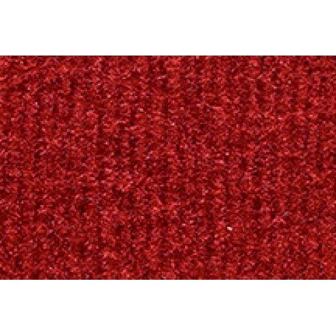 90-93 Chevrolet Corvette Cargo Area Carpet 8801 Flame Red