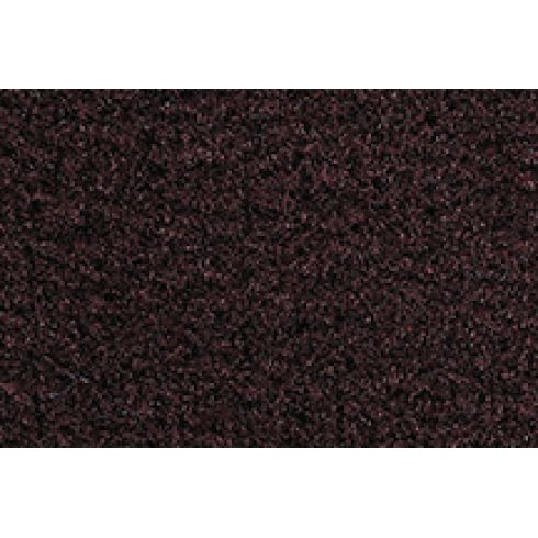 90-93 Chevrolet Corvette Cargo Area Carpet 9933 Ruby Red