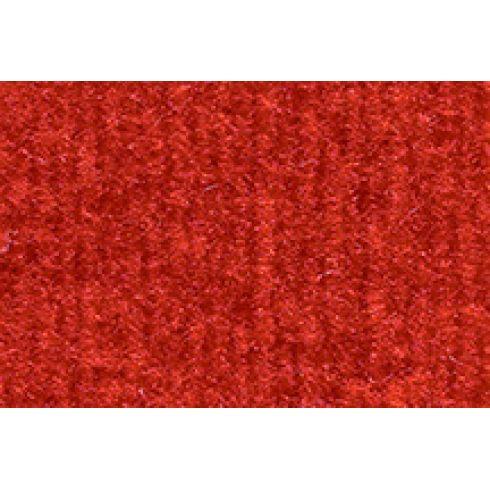 90-93 Chevrolet Corvette Cargo Area Carpet 9936 Torch Red