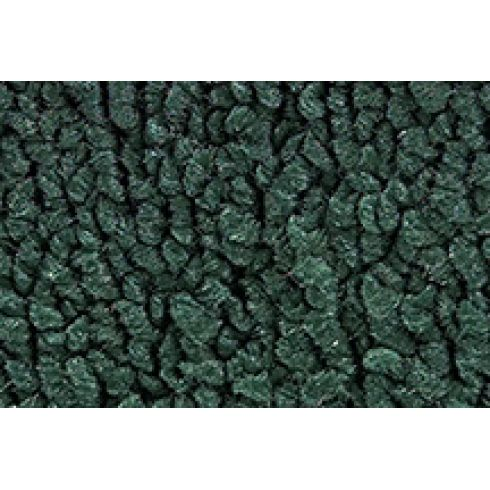 71-72 Chevrolet Corvette Cargo Area Carpet 25 Blue Green