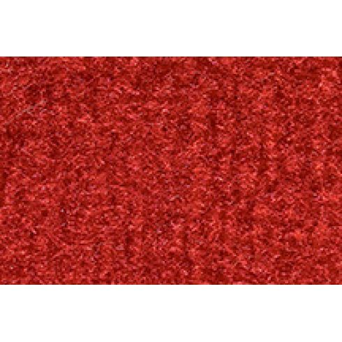 81-82 Chevrolet Corvette Passenger Area Carpet 7293 Red