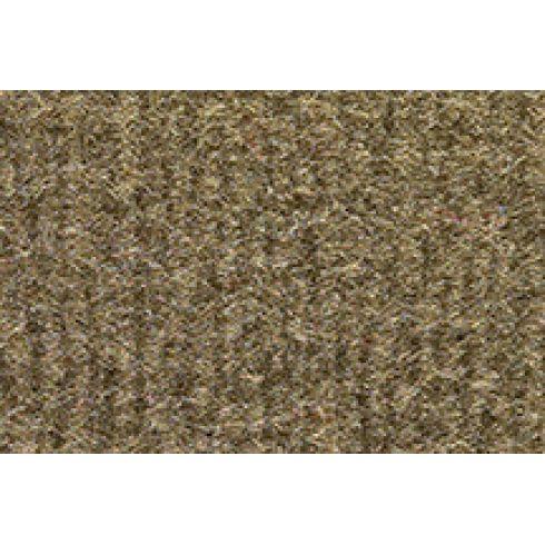 04-06 Jeep Wrangler Passenger Area Carpet 9777 Medium Beige