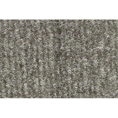 04-06 Jeep Wrangler Passenger Area Carpet 9779 Med Gray/Pewter