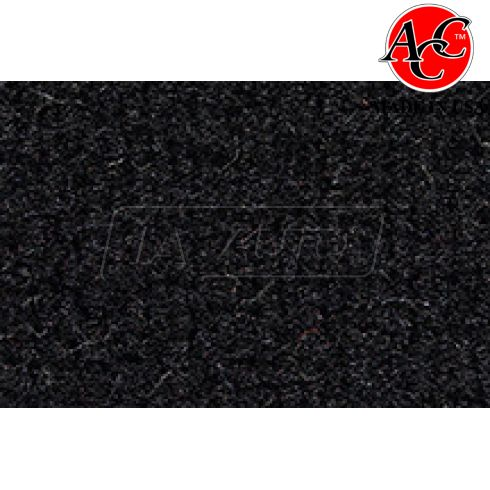 77-78 Nissan 280Z Passenger Area Carpet 801 Black