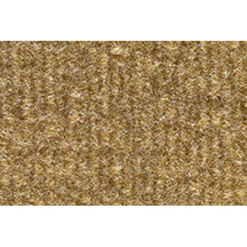 86-89 Mazda 323 Passenger Area Carpet 854 Caramel