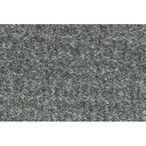 88-91 Honda Civic Passenger Area Carpet 807 Dark Gray