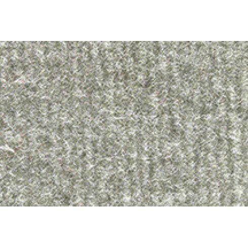 83-94 Chevrolet S10 Blazer Passenger Area Carpet 852 Silver
