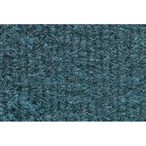 83-91 GMC S15 Jimmy Passenger Area Carpet 7766 Blue