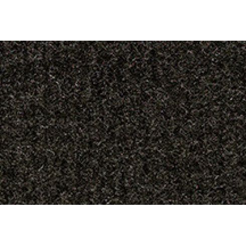 83-91 GMC S15 Jimmy Passenger Area Carpet 897 Charcoal