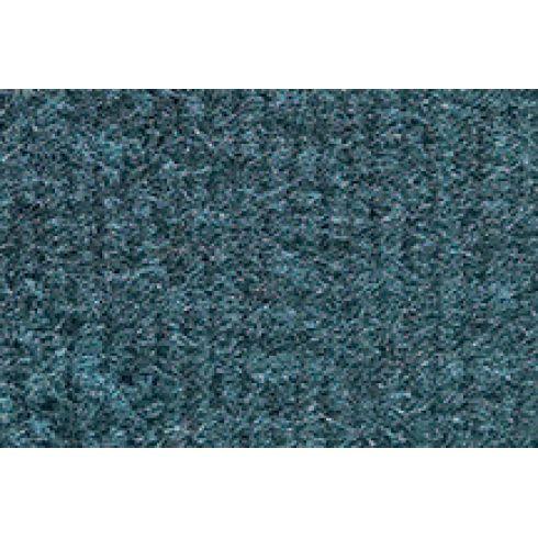 83-91 Mitsubishi Montero Passenger Area Carpet 7766 Blue