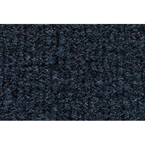 82-86 Nissan Sentra Passenger Area Carpet 7130 Dark Blue