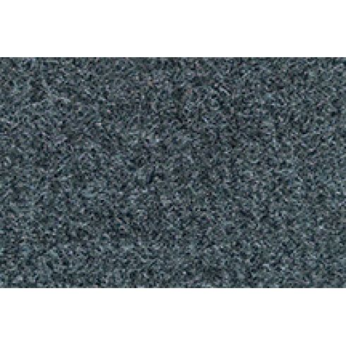 84-91 Isuzu Trooper Passenger Area Carpet 8082 Crystal Blue