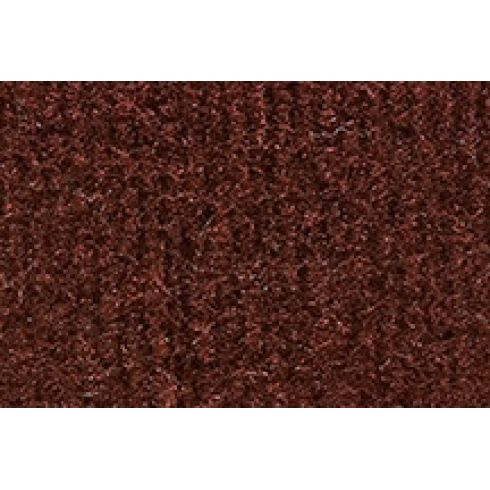 96-01 Oldsmobile Bravada Passenger Area Carpet 875 Claret/Oxblood