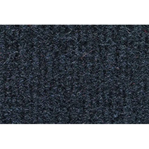 00-06 GMC Yukon Passenger Area Carpet 840 Navy Blue