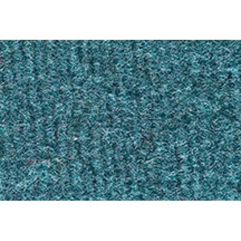 75-77 Pontiac Astre Passenger Area Carpet 802 Blue