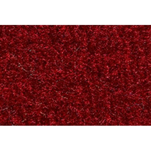80-96 Ford Bronco Passenger Area Carpet 815 Red