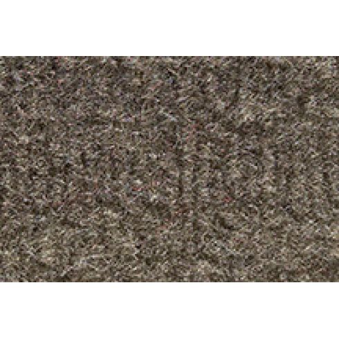 80-96 Ford Bronco Passenger Area Carpet 9197 Medium Mocha
