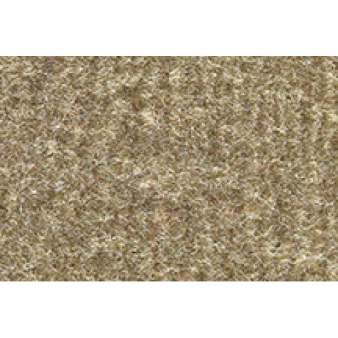 83-86 Mercury Capri Passenger Area Carpet 8384 Desert Tan