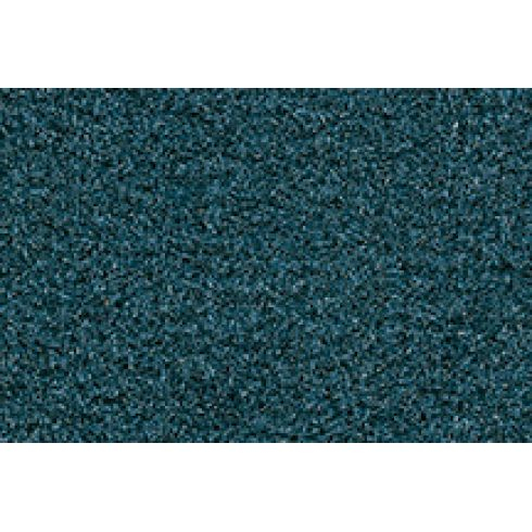 76-86 Jeep CJ7 Passenger Area Carpet 818 Ocean Blue/Br Bl