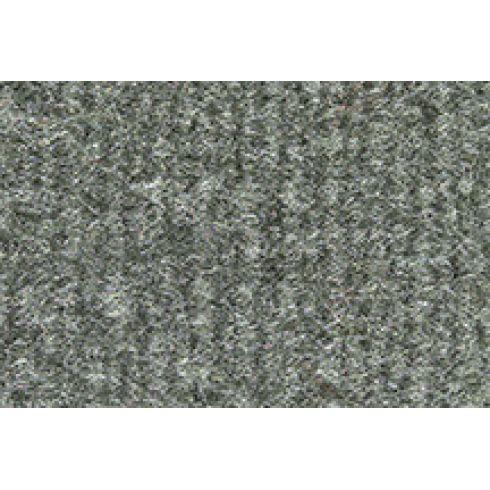 97-06 Jeep Wrangler Passenger Area Carpet 857 Medium Gray