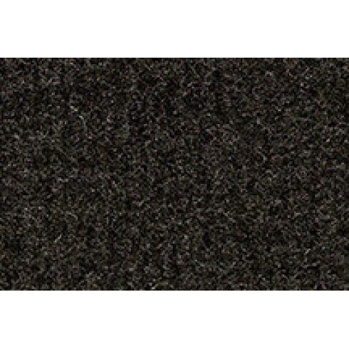 97-06 Jeep Wrangler Passenger Area Carpet 897 Charcoal