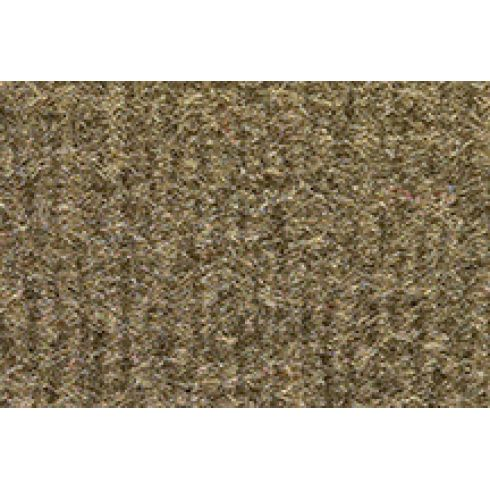 97-06 Jeep Wrangler Passenger Area Carpet 9777 Medium Beige