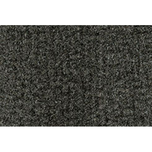 87-95 Jeep Wrangler Passenger Area Carpet 827 Gray
