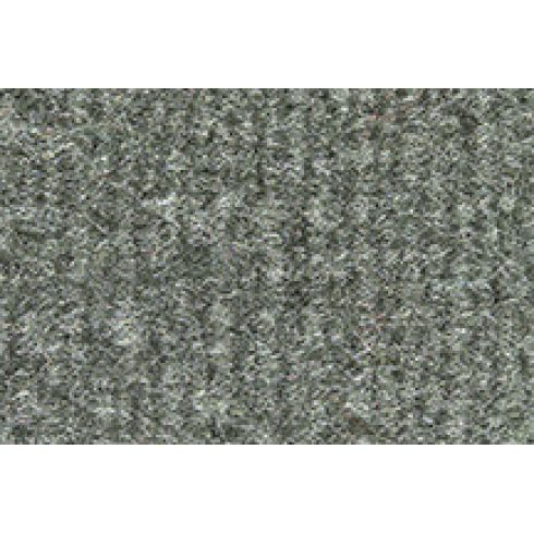 87-95 Jeep Wrangler Passenger Area Carpet 857 Medium Gray