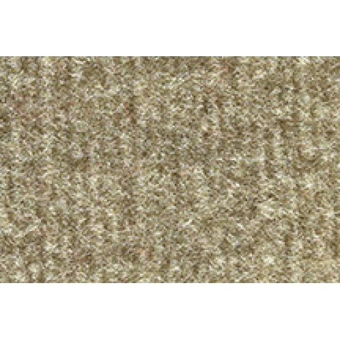 82-84 Chevrolet Camaro Passenger Area Carpet 1251 Almond