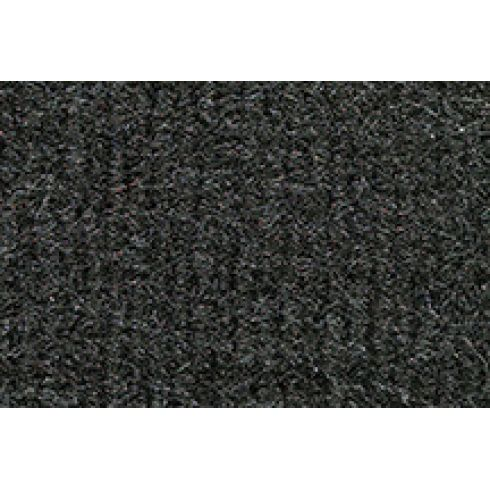 92-98 Chevrolet K1500 Suburban Passenger Area Carpet 7701 Graphite