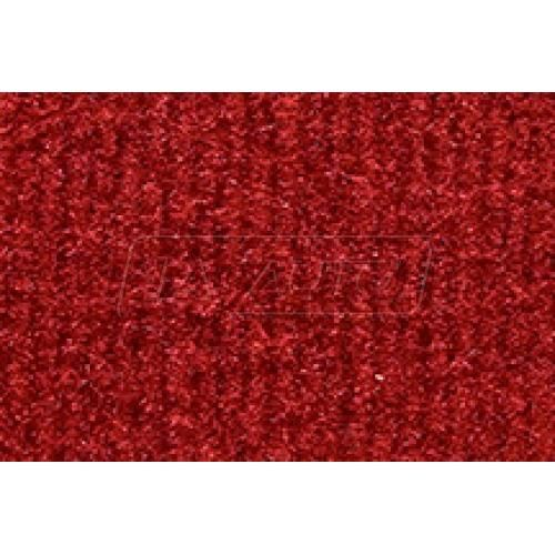 90-93 Chevrolet Corvette Passenger Area Carpet 8801 Flame Red