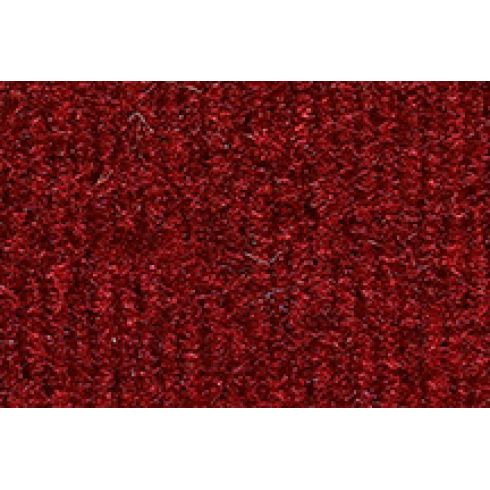 85-92 Chevrolet Camaro Passenger Area Carpet 4305 Oxblood