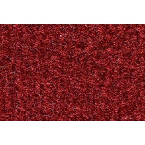 85-92 Chevrolet Camaro Passenger Area Carpet 7039 Dk Red/Carmine