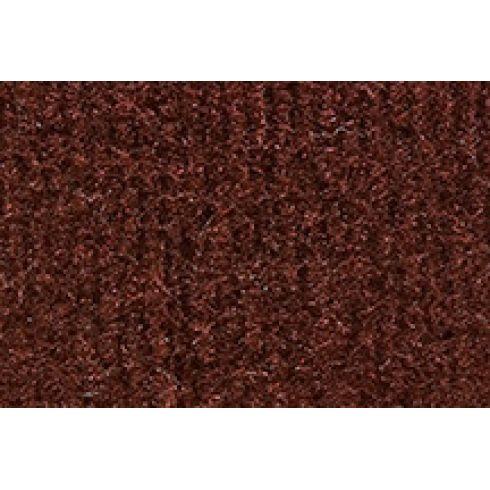 88-91 Mazda RX-7 Passenger Area Carpet 875-Claret/Oxblood