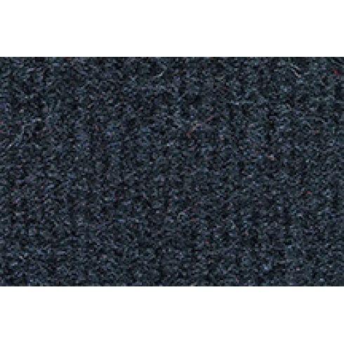 98-00 GMC Envoy Passenger Area Carpet 840-Navy Blue