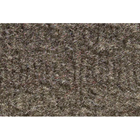 87-96 Ford Bronco Passenger Area Carpet Cutpile 9197-Medium Mocha
