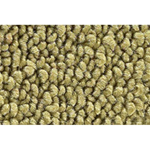 63-65 Mercury Comet Complete Carpet 04 Ivy Gold